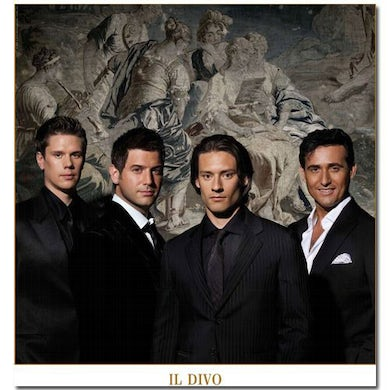 Il Divo The Promise Ltd Edition Lithograph