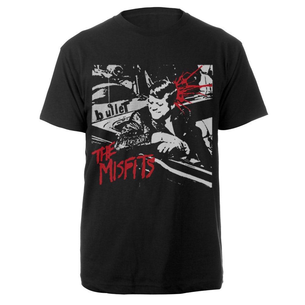 Misfits /'Red Die Die Die/' Black NEW /& OFFICIAL! T-Shirt