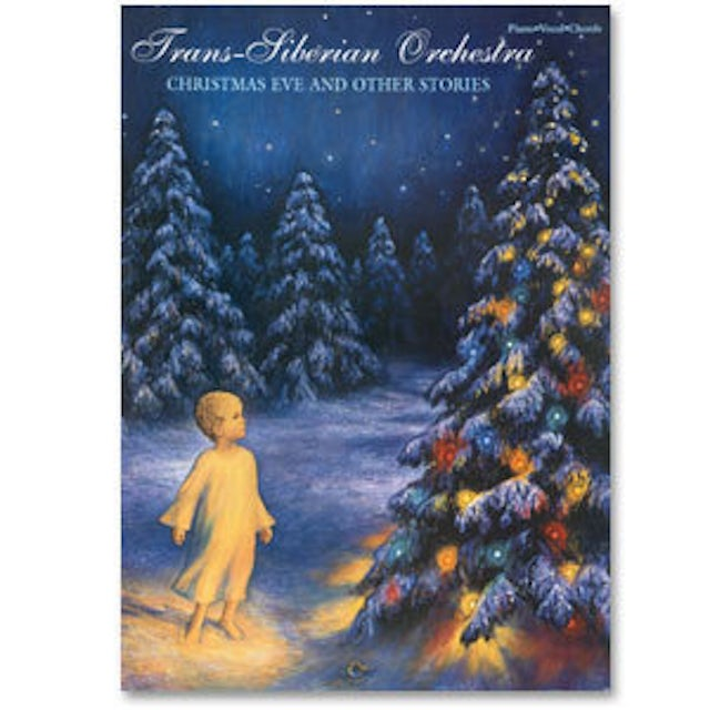 Trans-Siberian Orchestra - Christmas Eve & Other Stories Songbook