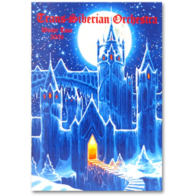 Trans-Siberian Orchestra 2006 Tour Program