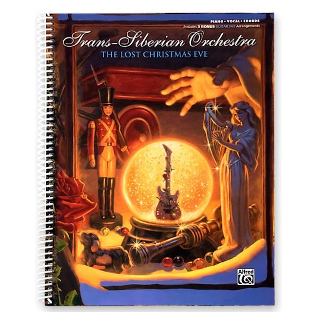 Trans-Siberian Orchestra - The Lost Christmas Eve Songbook