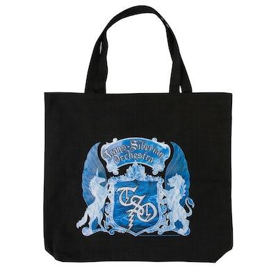 Trans-Siberian Orchestra Lion Crest Tote Bag