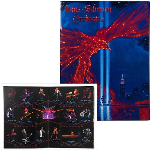 Trans-Siberian Orchestra Tour Program West 2011