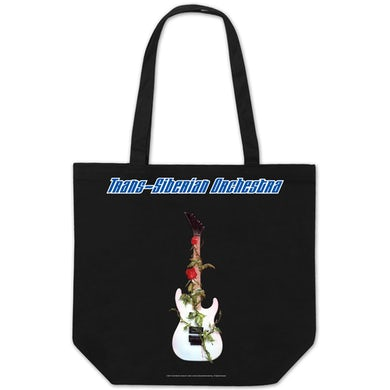 Trans-Siberian Orchestra Guitar Tote Bag