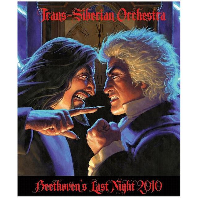 Trans-Siberian Orchestra Spring 2010 Tour Program