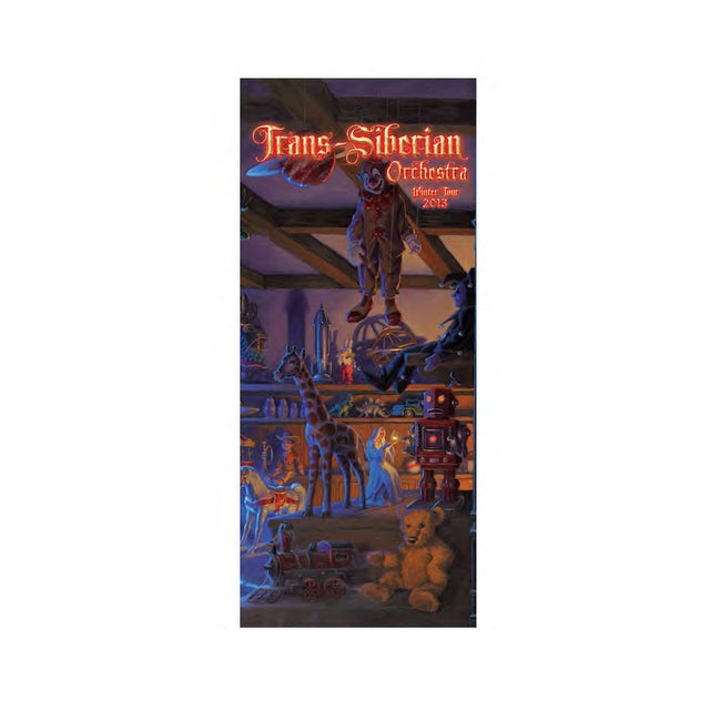 Trans-Siberian Orchestra East - The 2013 - 2014 Lost Xmas Eve CD with Commemorative Booklet