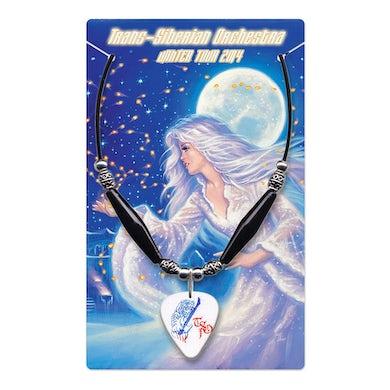 Trans-Siberian Orchestra TSO Guitar Pick Necklace
