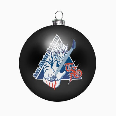 Trans-Siberian Orchestra TSO Holiday Ornament