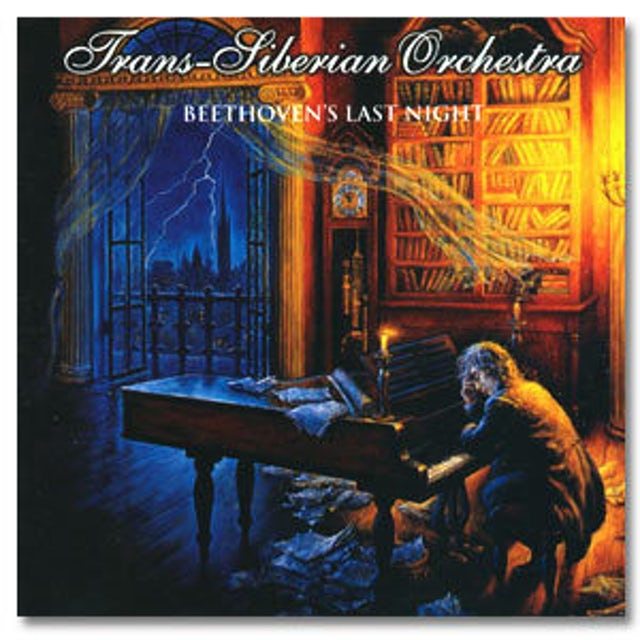 Trans-Siberian Orchestra's Beethoven's Last Night CD - DO NOT USE