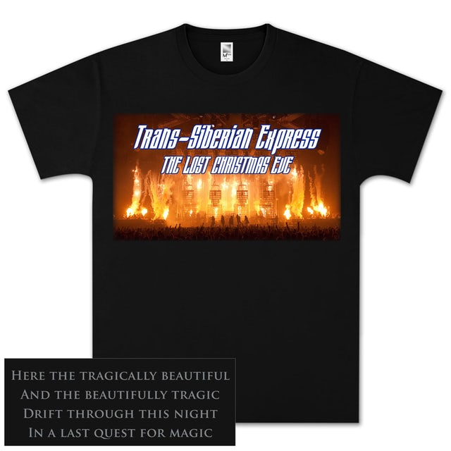 Trans-Siberian Orchestra Tragically Beautiful T-Shirt