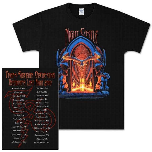 Trans-Siberian Orchestra Gargoyle Tour T-Shirt