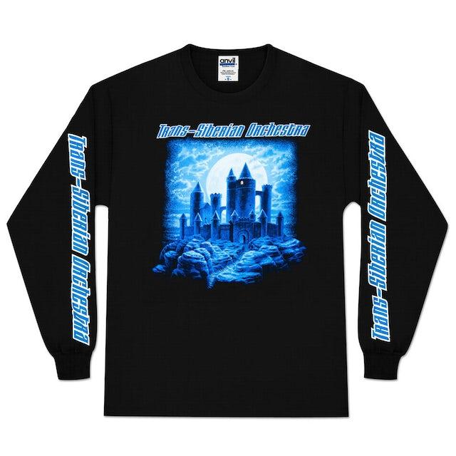 Trans-Siberian Orchestra Night Castle Long Sleeve Shirt