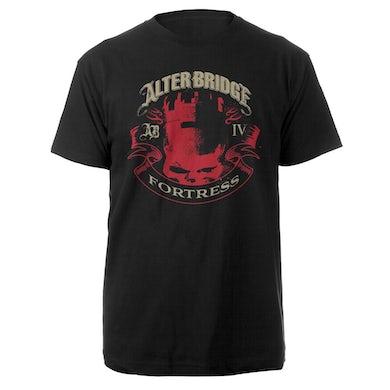 Alter Bridge Fortress Album Cover Tee