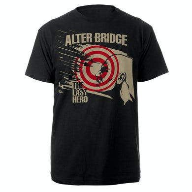 Alter Bridge The Last Hero Album Art Tee