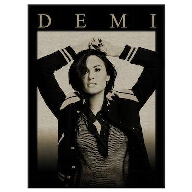 Demi Lovato Arms Up Demi Poster