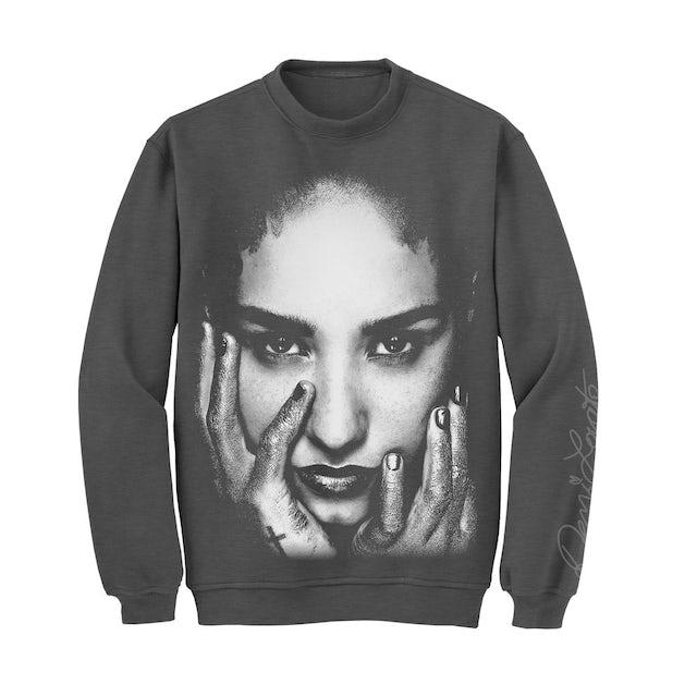 Demi Lovato Sweatshirt   Demi Lovato All Over Print
