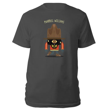 Pharrell Williams Cyclops Shirt