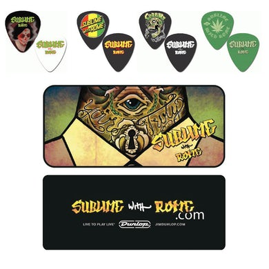 Sublime with Rome Guitar Pick Set