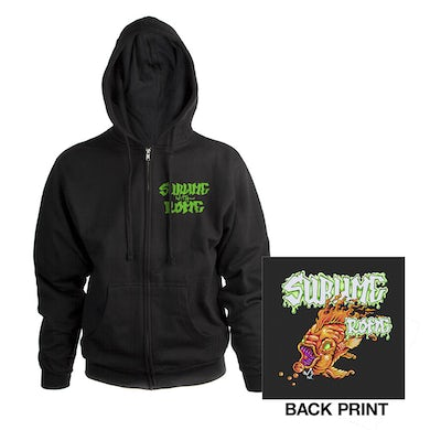 Sublime with Rome Zip Hoody