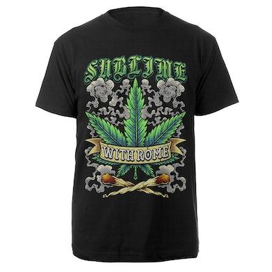 Sublime With Rome Pot Leaf Shirt