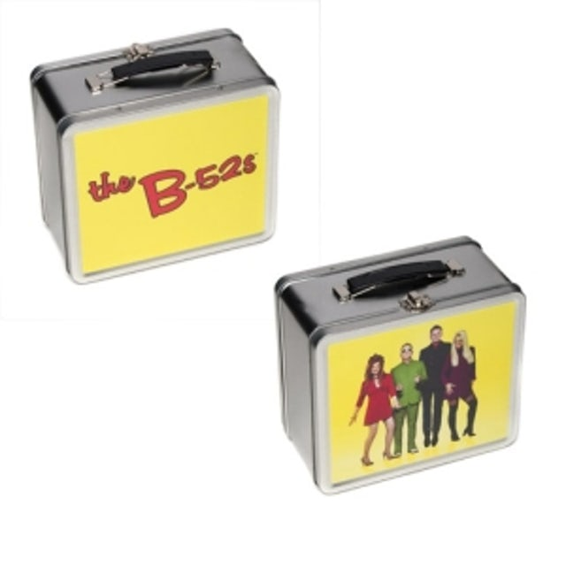 The B-52's Lunch Box