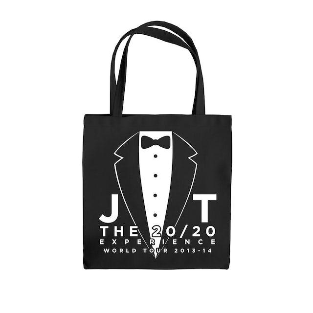 Justin Timberlake Suit & Tie Tote Bag