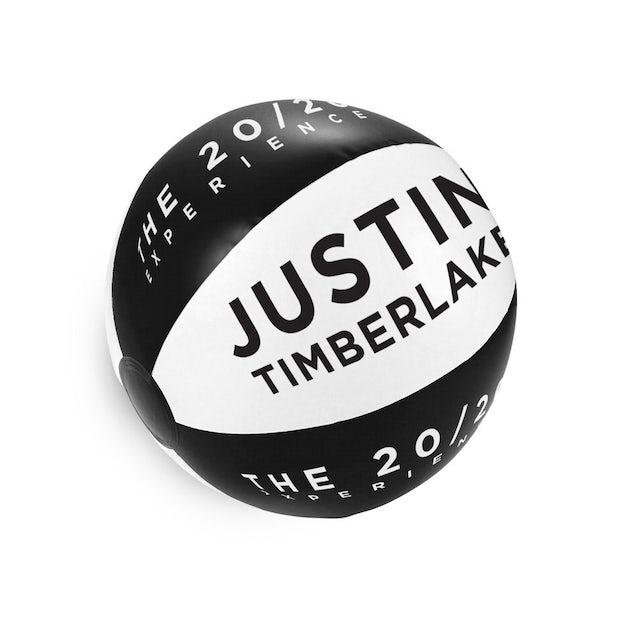 Justin Timberlake The 20/20 Experience World Tour Beach Ball