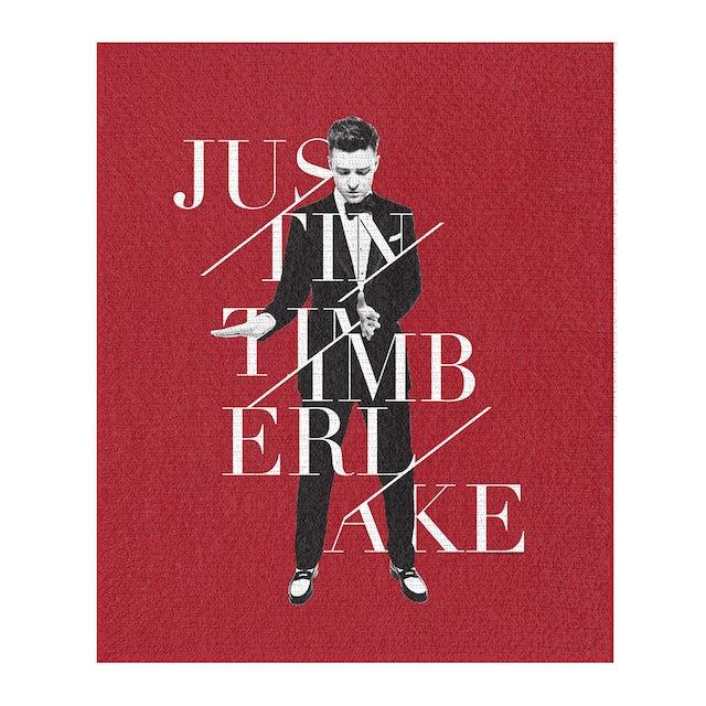 Justin Timberlake All Bundled Up Blanket