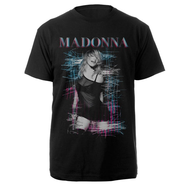 Madonna MDNA Sparks Photo Tee