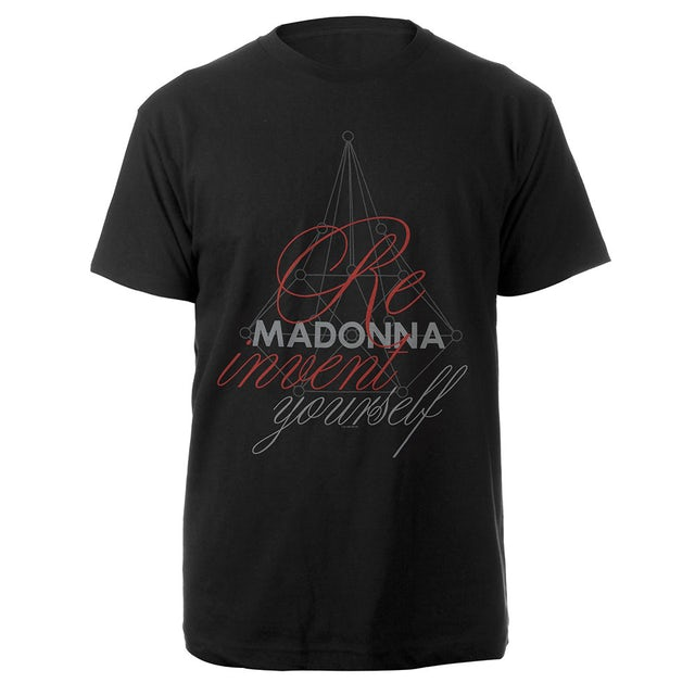 Madonna Re-Invent Yourself Men's Shirt
