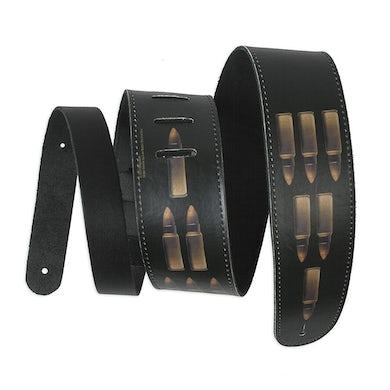 Megadeth Adjustable Leather Guitar Strap