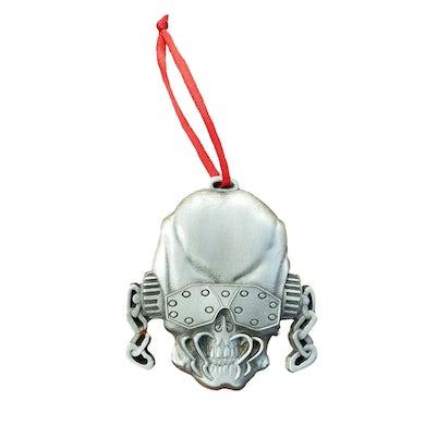 Megadeth Vic Rattlehead Pewter Ornament
