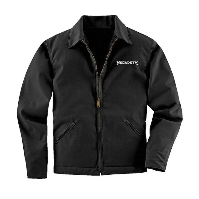 Exclusive - Megadeth Dickies Work Jacket