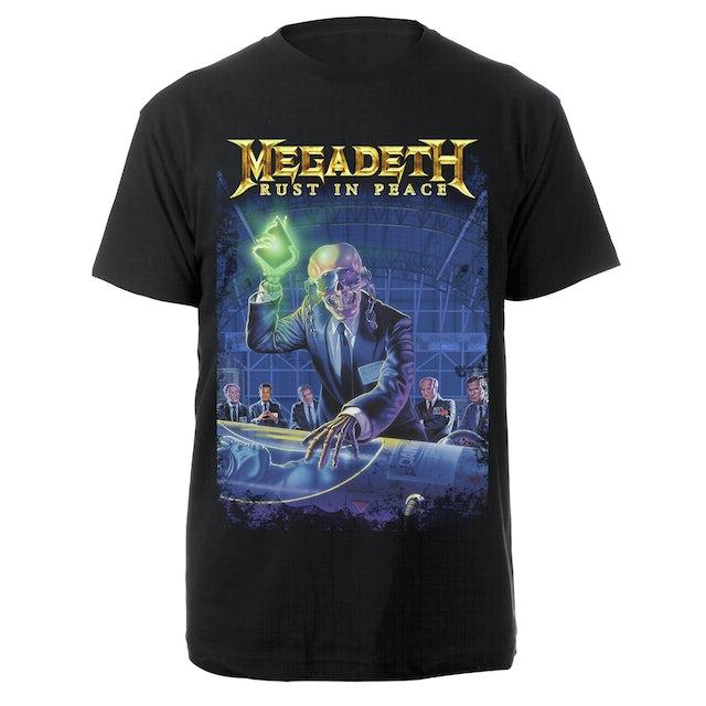 Megadeth Rust in Peace Tee