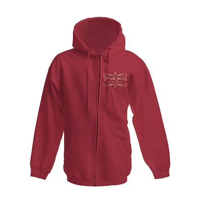 Stevie Nicks In Your Dreams Zip-Up Hoody