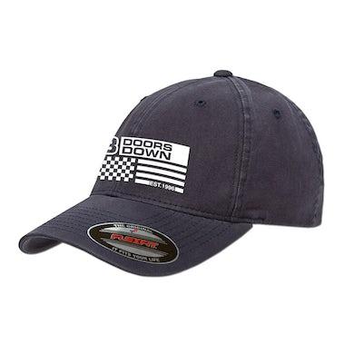 3 Doors Down Est. 1996 Flag Hat