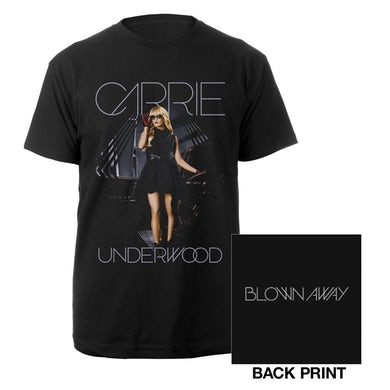 Carrie Underwood Blown Away T Shirt