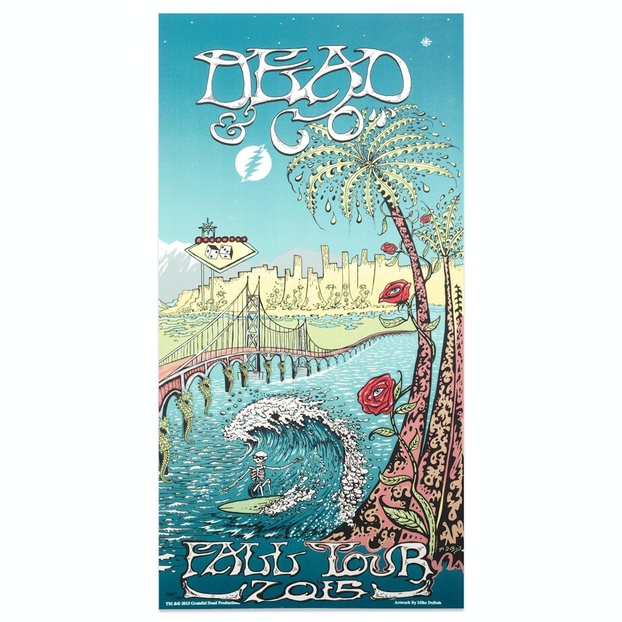 Dead & Company Dead & Co Poster - Leg 3