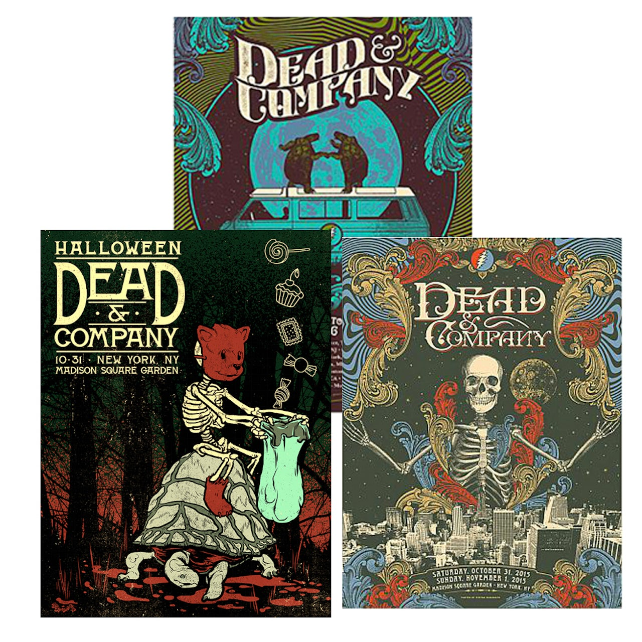 Dead And Company Posters