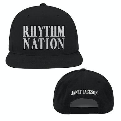 Janet Jackson Rhythm Nation Hat + CD