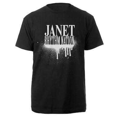 Janet Jackson Rhythm Nation T-Shirt