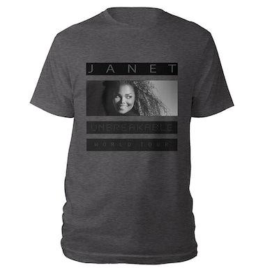 Janet Jackson Janet Unbreakable T-shirt