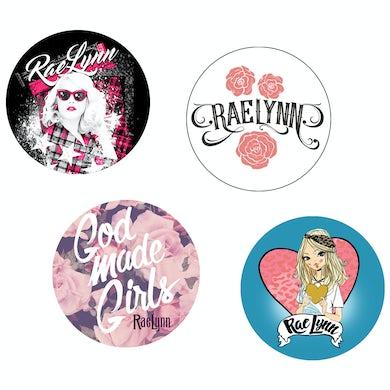 RaeLynn Button pack