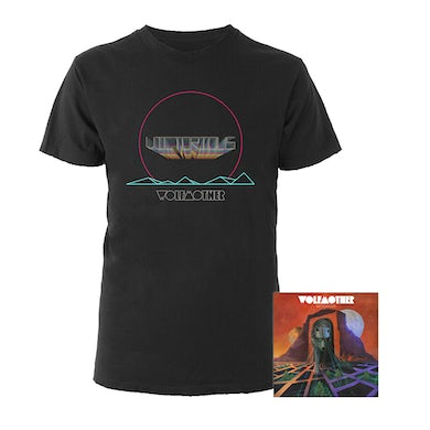 Wolfmother Victorious Tee + CD