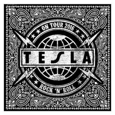 Tesla On Tour 2016 Bandana