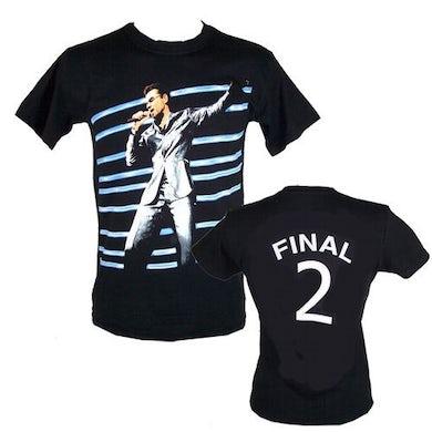 "George Michael GM Earls Court ""Final 2"" Event Black Skinny"