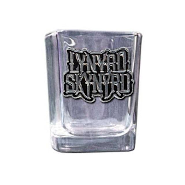 Lynyrd Skynyrd Skynyrd Square Shot Glass