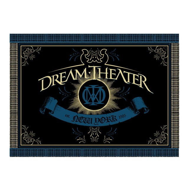 Est. 1985 Dream Theater Throw Blanket