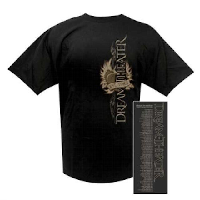 Dream Theater Tattoo Tour Tee