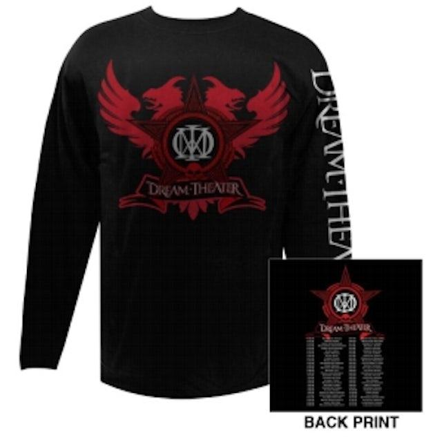 Dream Theater 2009 World Tour Long Sleeve Tee